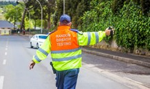 Creating booze-free roads in the Overberg