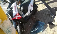 Motorcyclist in critical condition following Krugersdorp crash
