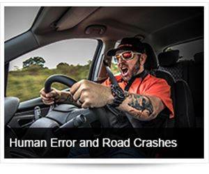 Human Error As Major Cause Of Road Crashes