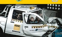 Global NCAP and AA South Africa call for urgent action to prevent sale of zero star cars like Nissan NP300 'Hardbody'