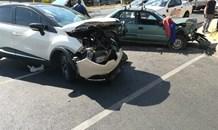 Two injured in Randburg collision on Harley Street in Randburg