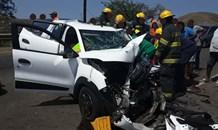 KwaZulu-Natal: Multiple people injured in head-on collision