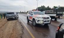 Driver knocks down eight pedestrians in Pretoria