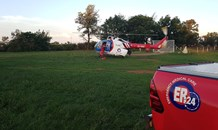 Man seriously injured in tractor incident on farm in Potchefstroom