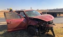 Gauteng: Collision on the R59