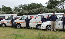 15yr old critically injured in crash, Seaview