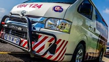 Pedestrian seriously injured in a vehicle knock down in Roodepoort