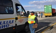 Minister Daylin Mitchell condemns attack on traffic officers following operation on closed Mbekweni route