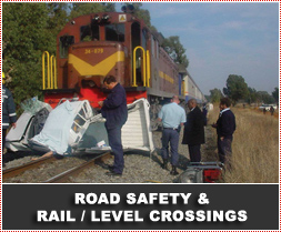 Road Safety And Rail Crossings Level Crossings