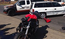 Biker killed in collision in the south of Johannesburg