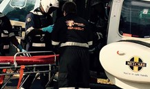 Motorcyclist injured in collision on N1, Pretoria
