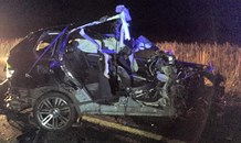 Mangaung Deputy Executive Mayor dies in  horror head-on crash on the N1 between Verkeerdevlei and Winburg