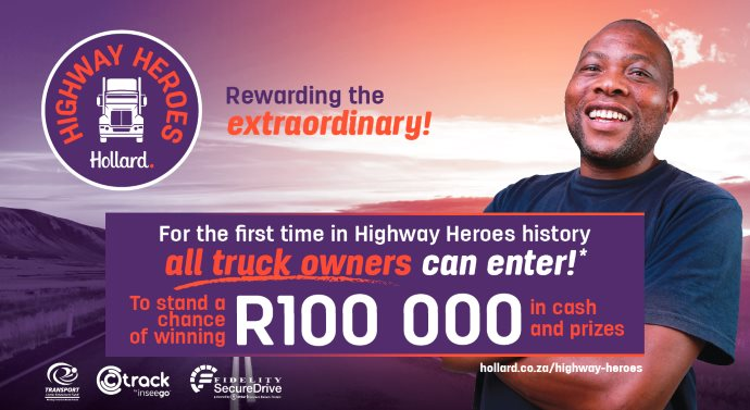 Hollard Highway Heroes Entry Form