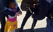Kids in Eastern Cape taught about the role of the SAPS in ensuring their safety