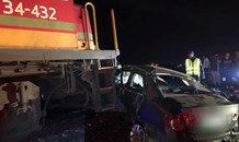 Three injured in collision with train at level crossing in Bloemfontein