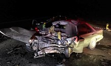 Horror crash on N8 outside Bloemfontein claims 2 lives