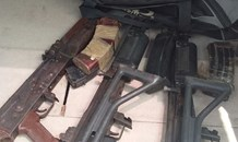 Suspect arrested and stolen vehicles and firearms recovered, Verulam