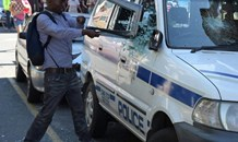 Police ask assistance in identifying criminal involved in  public violence in Cape Town