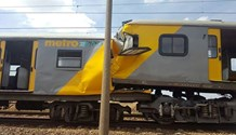 One person killed as trains collide in Esselen Park.