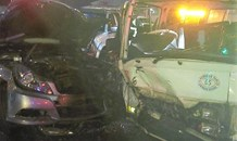 15 hurt in Sunday evening taxi crash on Windermere Road