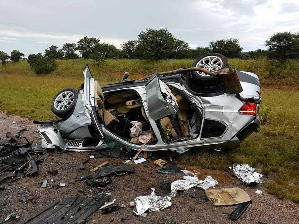 Car Accident Yesterday Morning