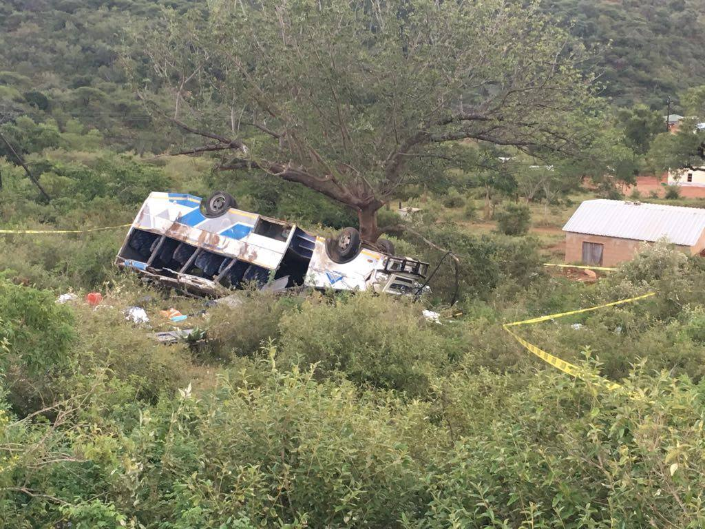 KZN Transport officials visit scene of horror Easter ...