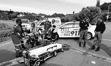 Female injured in Wydenham R102 crash