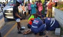 Amanzimtoti pedestrian crash kills 2-year old boy