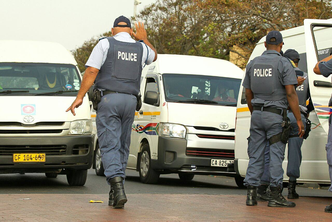 Stop-and-search operations held to quell Langa taxi violence