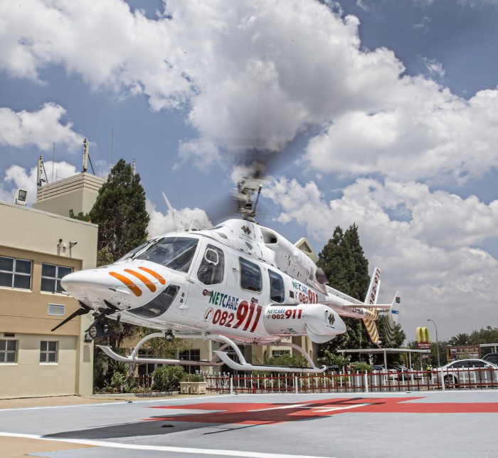 A Child Knocked Down Outside His School In Kempton Park