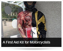 A First Aid Kit for Motorcyclists