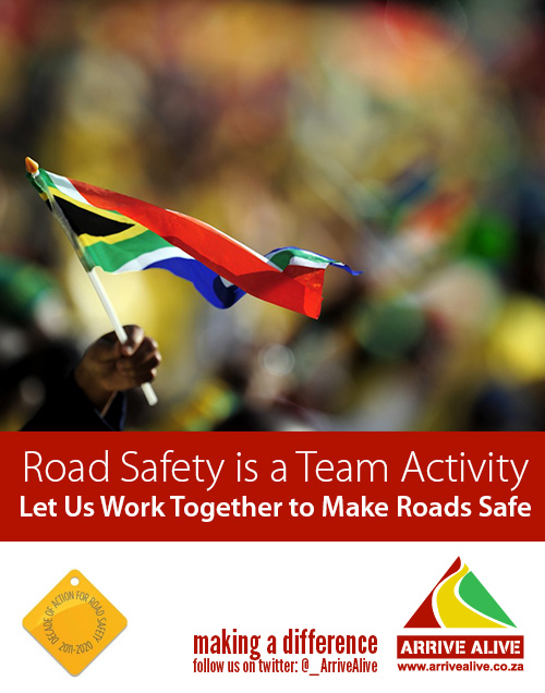 Play your part in keeping our roads safe – AA