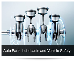 Auto Parts, Lubricants and Vehicle Safety