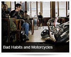 Motorcycle Safety and Bad Habits