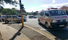 2 Injured in road crash in in Glenwood, Durban