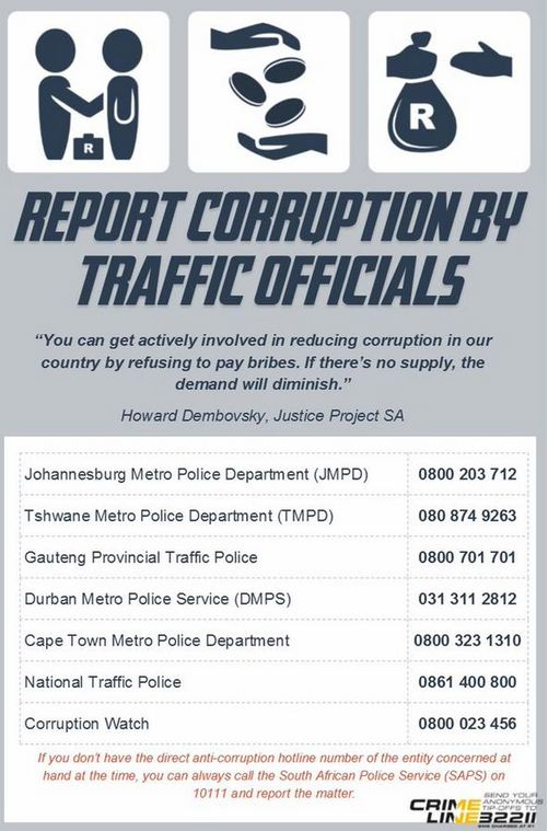 corruption traffic enforcement and road safety also view
