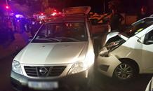 4 injured in T Bone crash in Berea