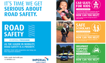 Imperial Road Safety Project success – January 2016