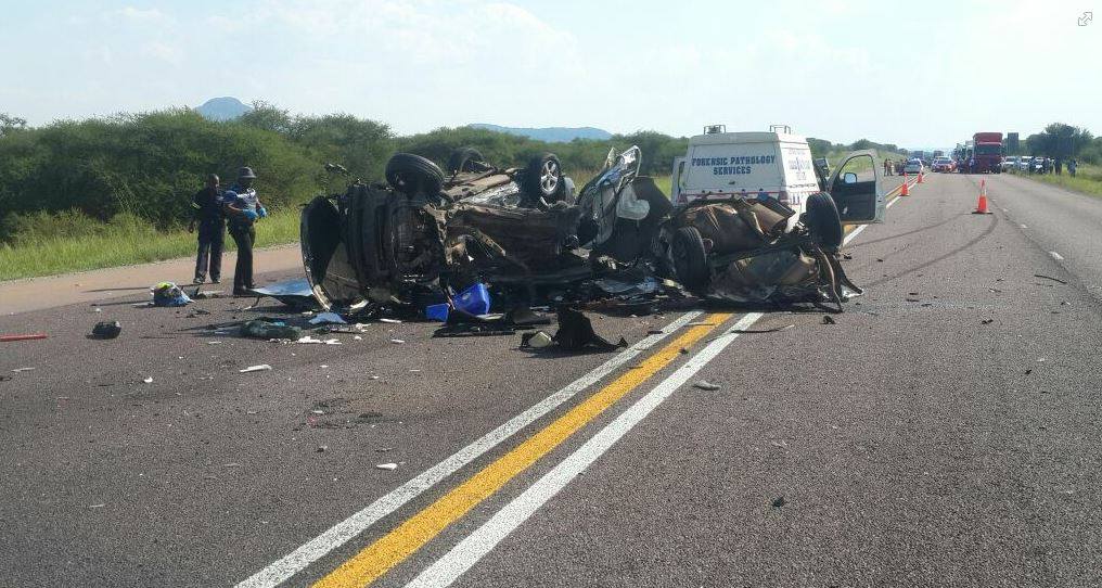 Fatal crash between Mokopane Provincial Traffic Station and Nylplaza
