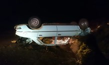 Driver killed when flung from vehicle in rollover outside Ficksburg