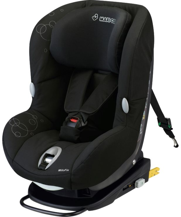 The Maxi Cosi Milofix Car Seat