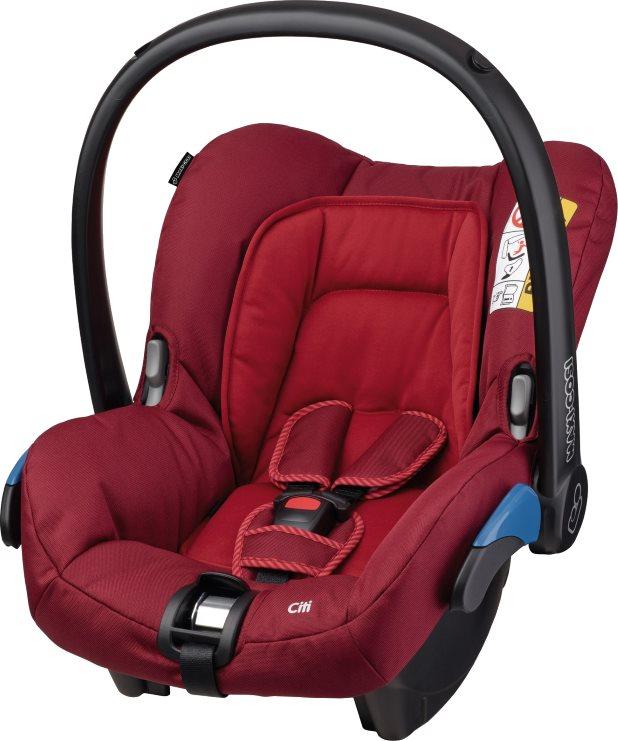 The Maxi Cosi Citi Car Seat