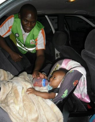Car Seats For Children And Road Safety In South Africa