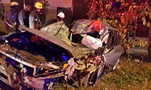 Vehicle rolls, man found trapped under vehicle declared dead in Pinetown