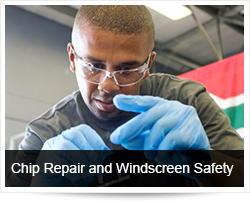 Chip Repair and Windscreen Safety