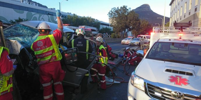 Have you ever come across some of the following reasons why road crash victims are unable to communicate - and what advice would you offer to emergency personnel in these situations?