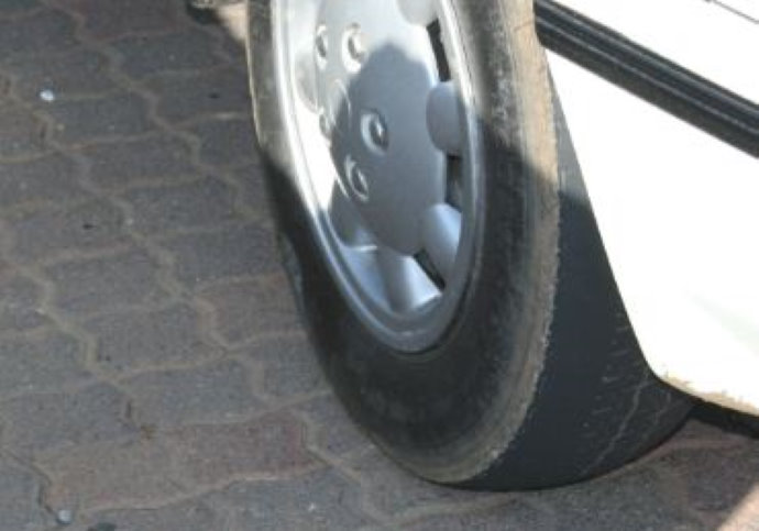 Dangers of wheels that are not aligned