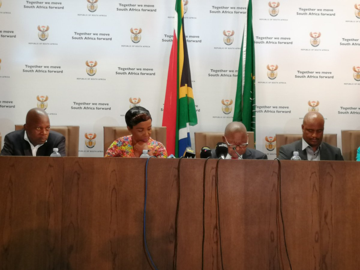 Statement by the Transport Minister on the Festive Season