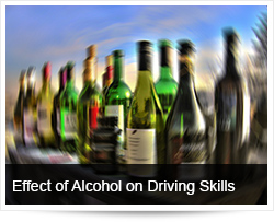 Effect of Alcohol on Driving Skills