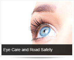 Eye Care And Road Safety